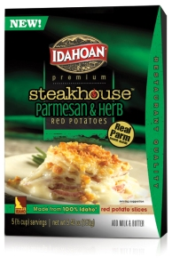 Idahoan Steakhouse-Parmesan-Herb