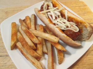 Meatball Sub Fries 005