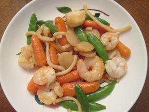 Shrimp Stir Fry 004