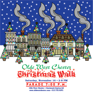 West Chester Christmas Walk