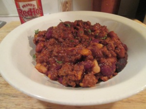 3 Bean Buffalo Chili 001