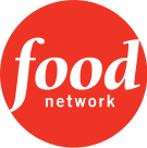 Food Network logo used from 2003 to 2013. In 2013, a new version of this logo was introduced with a different font.