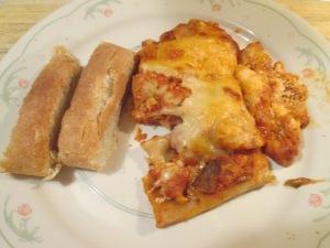 Homemade Lasagna 004