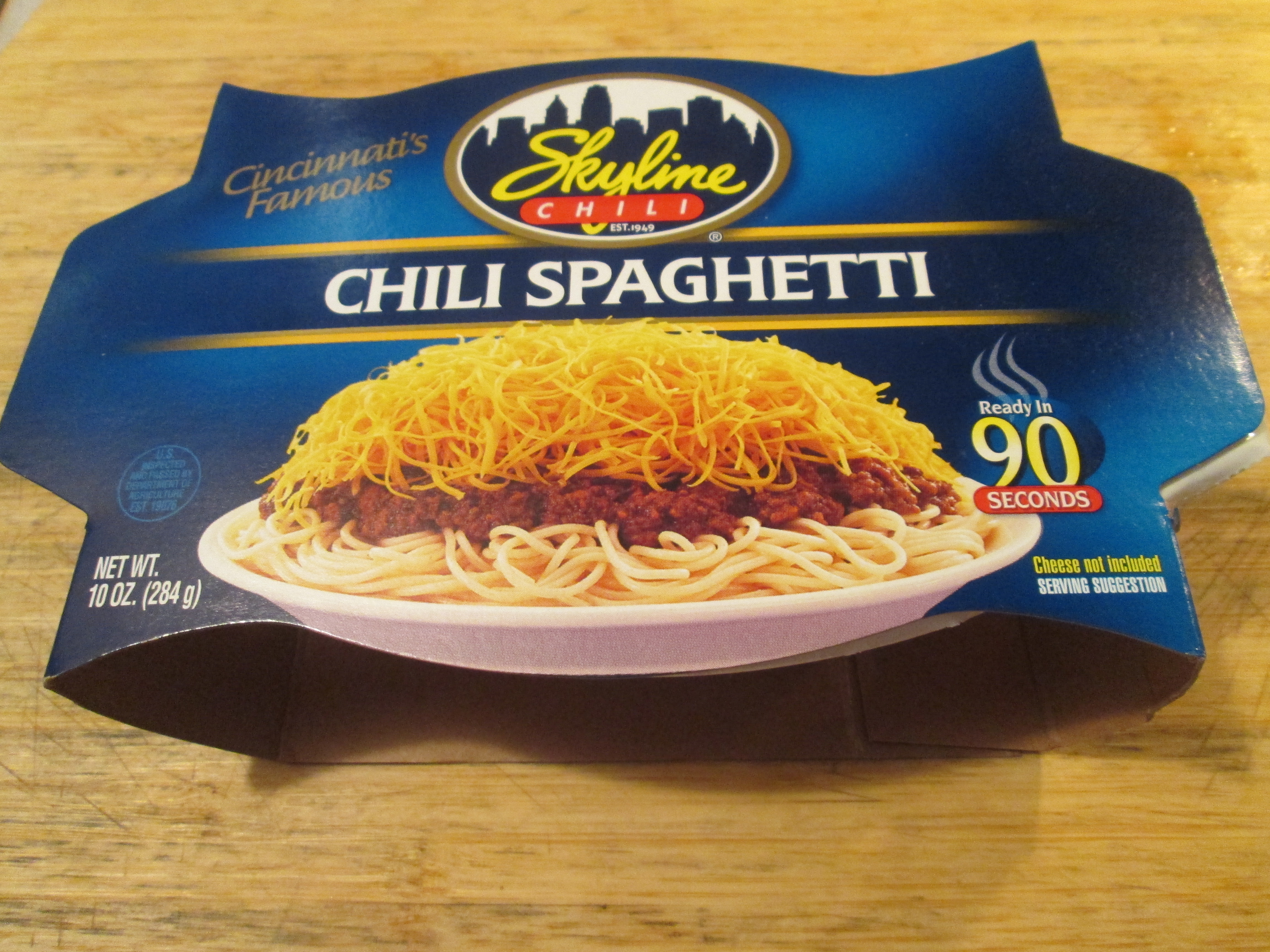 Skyline Chili Hot Dog Calories