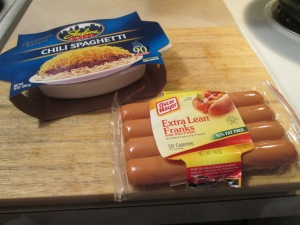 Skyline Chili Spaghetti  Hot dog 002