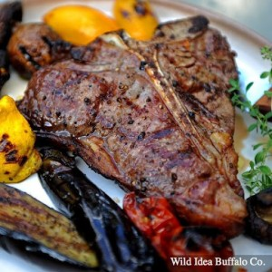 Wild Idea Buffalo T Bone Steak