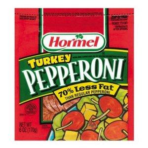 Hormel Turkey Pepperoni