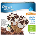 Weight Watchers Vanilla Swirl Cone