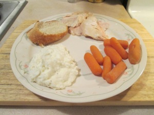 Baked chicken breast 003