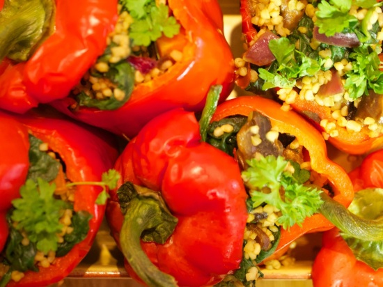 bulgar_wheat_stuffed_peppers_theflexifoodie5