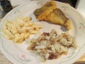 Hadock Tofu Mac and Cheese 001