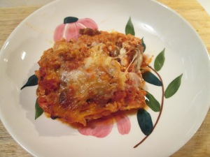 Healthy Harvest Turkey Lasagna 006