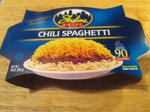 Skyline Chili Spaghetti