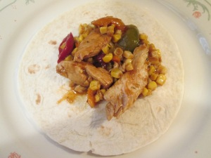 Turkey Fajitas 005