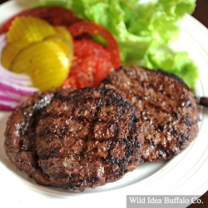 Wild Idea Buffalo 1 3- b Buffalo Burgers