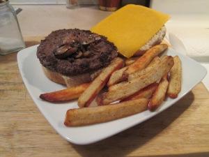 Buffalo burger 004