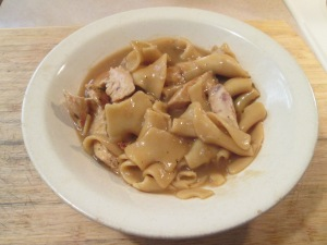 Noodles and Chicken 005