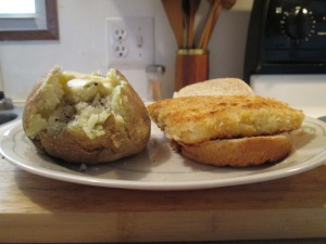 Panko Cod Baked Potato 006