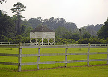 South Carolina rice plantation