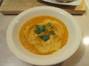 Spicy Asian Carrot Soup 002