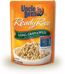 Uncle Ben's Long-Grain-Wild