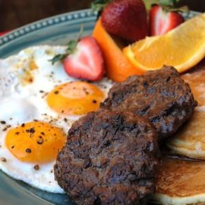 Wild Idea Buffalo Breakfast Sausage