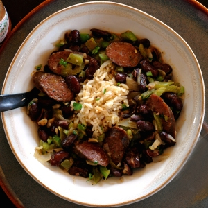 Wild Idea Buffalo Buffalo Andouille Sausage with Red Beans & Rice