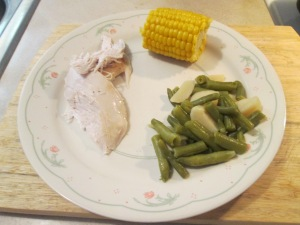 Baked fresh Jen O Turkey Breast 007