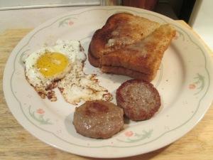 BREAKFAST Turkey Sausage 002