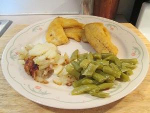 Crappie Potatoes 003