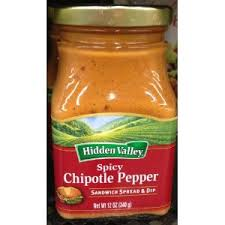Hidden Valley Spicy Chipotle Pepper Sandwich Spread & Dip1
