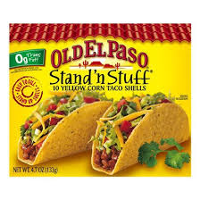 old El Paso Stand Stuff
