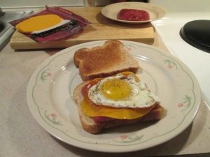 Spam lite Egg Cheese 003