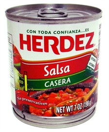 Herdez Mexican Salsa Casera