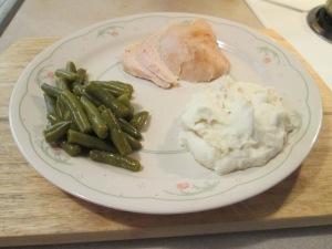 Perdue Bone in seasoned Whole Chicken Breast 004