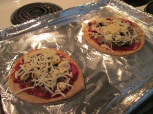 Pita Bread Pizza 001