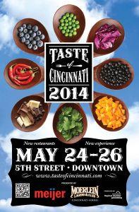 Taste of Cincinnati USA