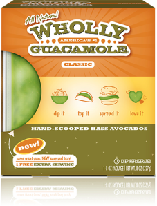 Wholly Guacamole Clasic
