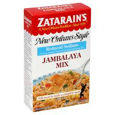 Zatarains Jambalaya Mix