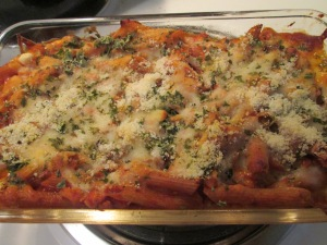 Baked Turkey Rigatoni 002