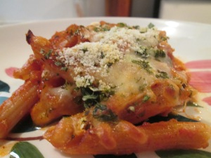Baked Turkey Rigatoni 008