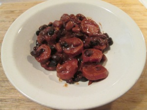 Beans and Sausage 005