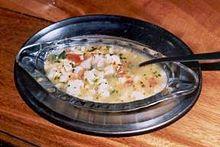 Ceviche from Costa Rica