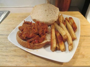 Montgomery Inn Pulled Pork BBQ 001
