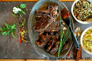 Wild Idea Buffalo Ribs