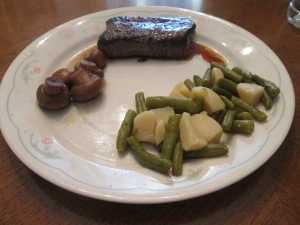 Great Range Bison Sirloin Steak 006