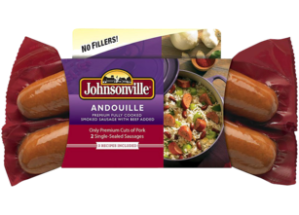 Johnsonville Andouille Split Rope