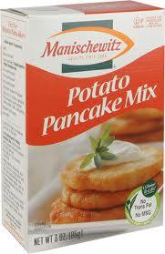 MANISCHEWITZ Potato Pancake Mix