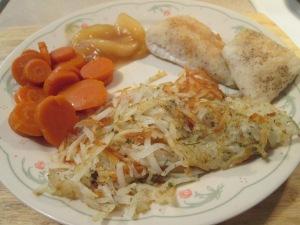 Walleye Hash Browns Carrots 005