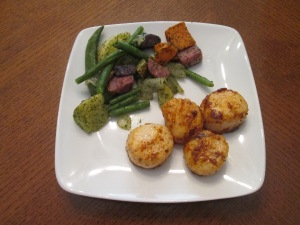 Blackened Scallops 007